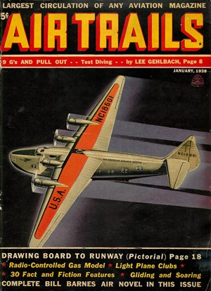Air Trails January 1938
