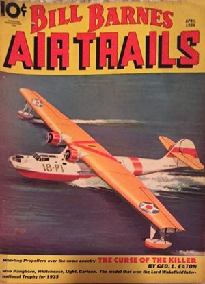 Air Trails April 1936