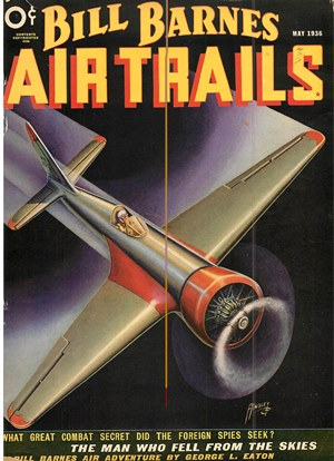 Air Trails May 1936