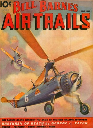 Air Trails June 1936