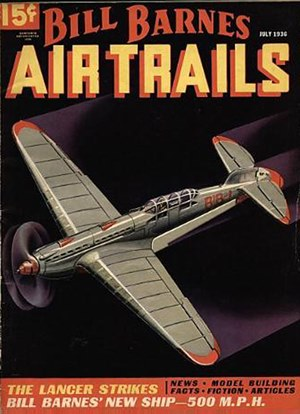 Air Trails July 1936