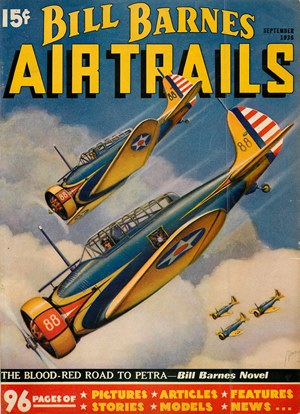Air Trails September 1936