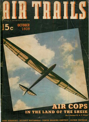 Air Trails October 1939