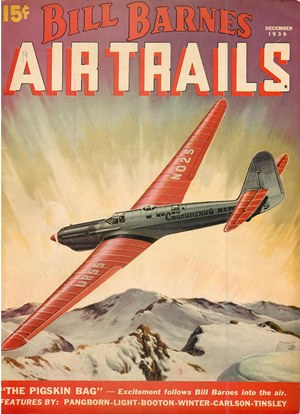 Air Trails December 1936