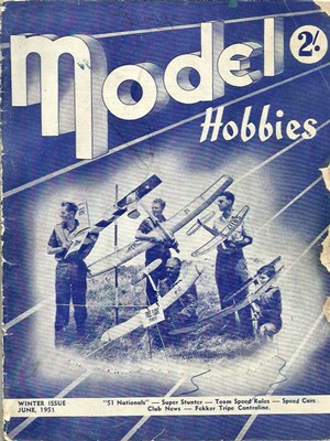 Australian Model Hobbies June 1951