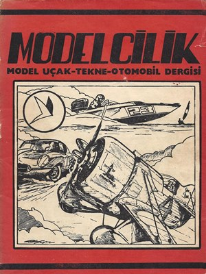 Modelcilik January 1972