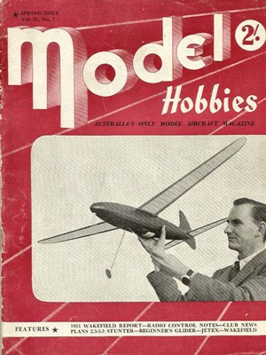 Australian Model Hobbies September 1951