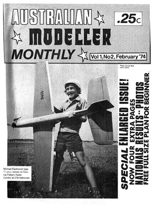 Modellers Monthly February 1974