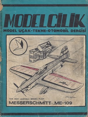 Modelcilik March 1972