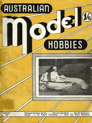 Australian Model Hobbies March 1950