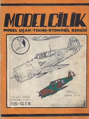 Modelcilik May 1972