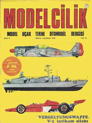 Modelcilik May 1976