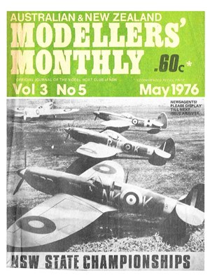 Modellers Monthly May 1976