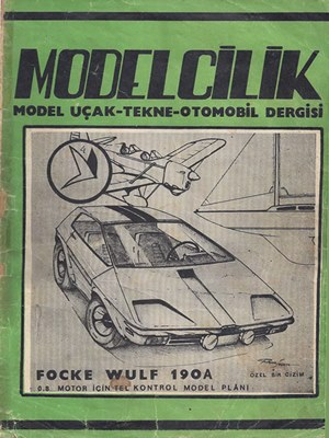 Modelcilik July 1972