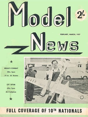Model News March 1957