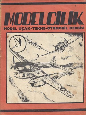Modelcilik Issue 5 Year 1973