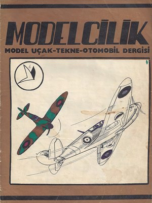 Modelcilik Issue 6 Year 1973