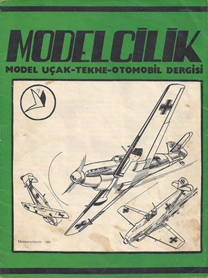 Modelcilik Issue 7 Year 1973