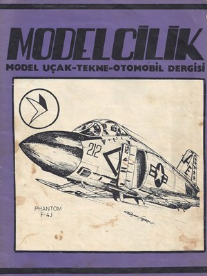 Modelcilik Issue 8 Year 1973