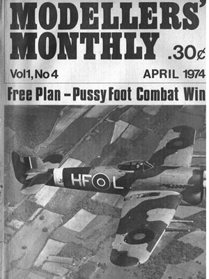 Modellers Monthly April 1974