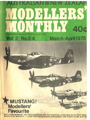Modellers Monthly April 1975