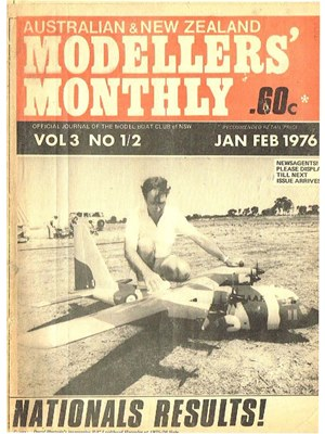 Modellers Monthly February 1976