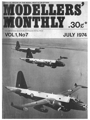 Modellers Monthly July 1974