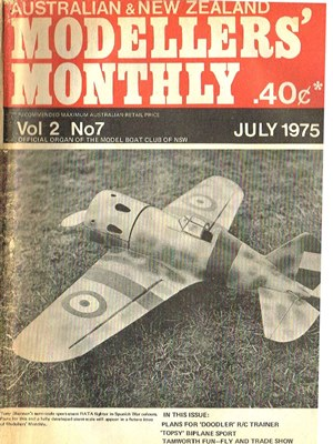 Modellers Monthly July 1975