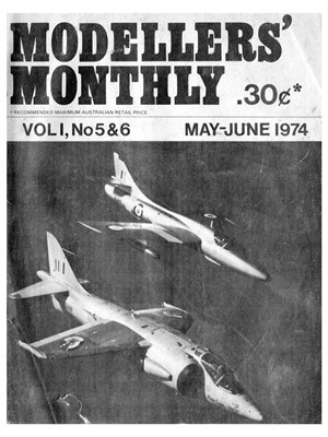Modellers Monthly May - June 1974