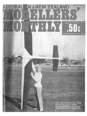 Modellers Monthly November1975