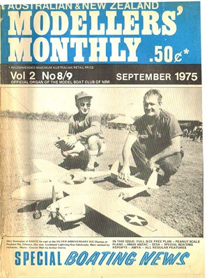 Modellers Monthly September 1975