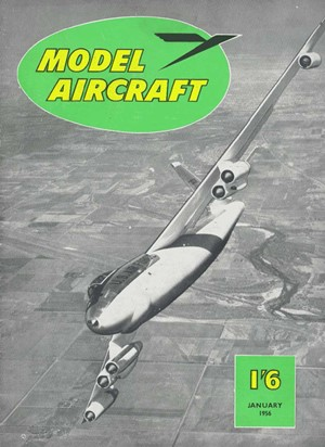Model Aircraft January 1956