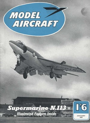 Model Aircraft January 1957