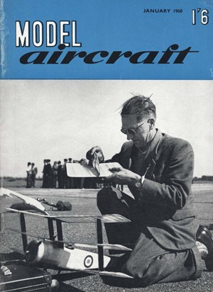 Model Aircraft January 1960