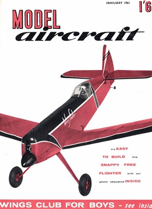 Model Aircraft January 1961