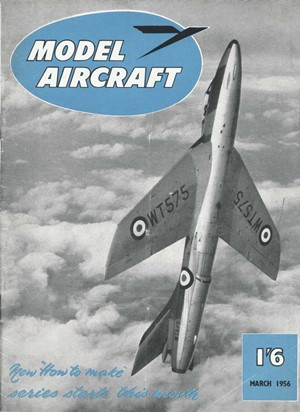 Model Aircraft March 1956