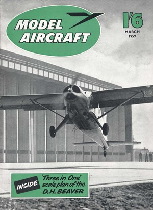 Model Aircraft March 1959