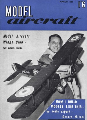 Model Aircraft March 1960