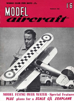 Model Aircraft March 1961