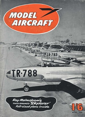 Model Aircraft April 1958