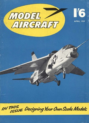 Model Aircraft April 1959