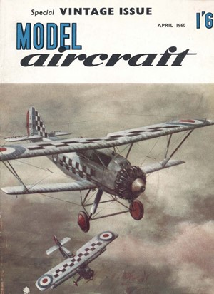 Model Aircraft April 1960
