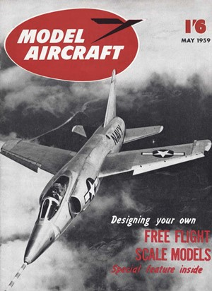 Model Aircraft May 1959