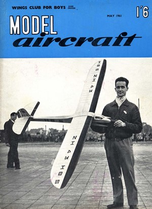 Model Aircraft May 1961