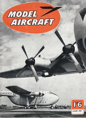Model Aircraft June 1957