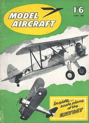 Model Aircraft June 1958