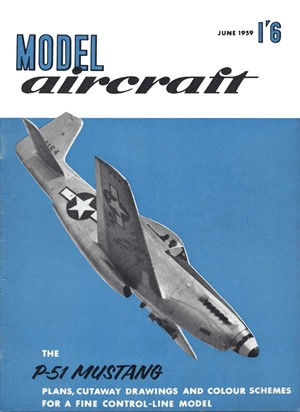Model Aircraft June 1959