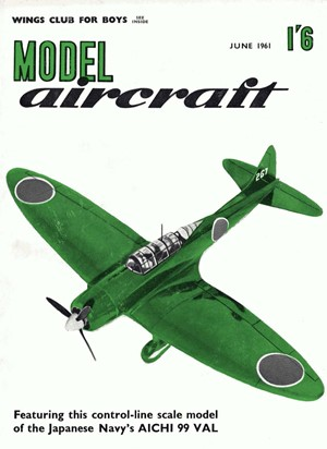 Model Aircraft June 1961