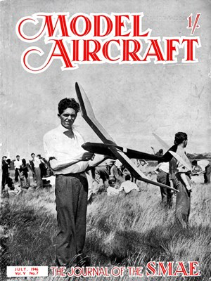 Model Aircraft July 1946