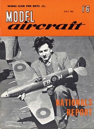 Model Aircraft July 1961